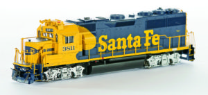 Photo of ATSF GP50 #3811