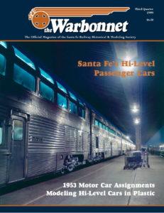 Warbonnet, Volume 5, No. 3, 3rd Quarter, 1999