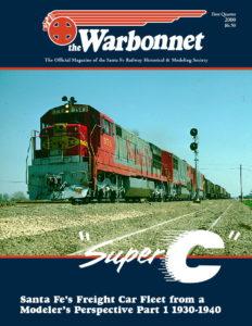 Warbonnet, Volume 6, No. 1, 1st Quarter, 2000