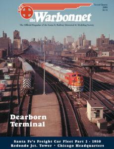 Warbonnet, Volume 6, No. 2, 2nd Quarter, 2000