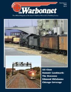 Warbonnet, Volume 6, No. 3, 3rd Quarter, 2000