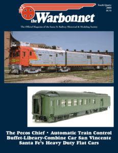 Warbonnet, Volume 6, No. 4, 4th Quarter, 2000