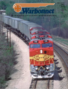 Warbonnet, Volume 8, No. 1, 1st Quarter, 2002