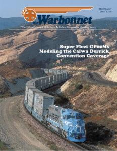 Warbonnet, Volume 10, No. 3, 3rd Quarter, 2004