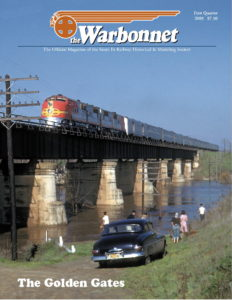 Warbonnet, Volume 11, No. 1, 1st Quarter, 2005
