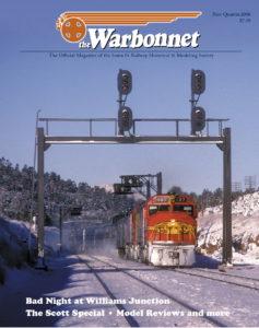 Warbonnet, Volume 12, No. 1, 1st Quarter, 2006