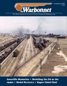 Warbonnet, Volume 12, No. 2, 2nd Quarter, 2006