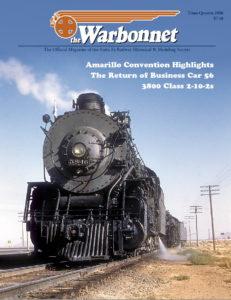 Warbonnet, Volume 12, No. 3, 3rd Quarter, 2006