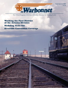 Warbonnet, Volume 14, No. 3, 3rd Quarter, 2008