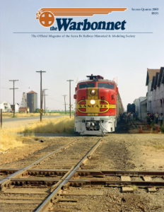 Warbonnet, Volume 15, No. 2, 2nd Quarter, 2009