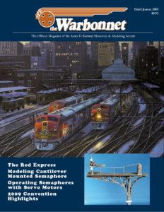 Warbonnet, Volume 15, No. 3, 3rd Quarter, 2009