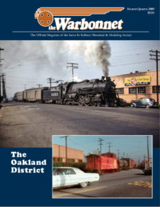Warbonnet, Volume 15, No. 4, 4th Quarter, 2009