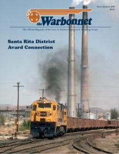 Warbonnet, Volume 16, No. 1, 1st Quarter, 2010