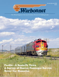Warbonnet, Volume 16, No. 2, 2nd Quarter, 2010