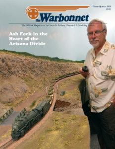 Warbonnet, Volume 16, No. 3, 3rd Quarter, 2010