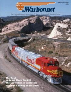 Warbonnet, Volume 18, No. 3, 3rd Quarter, 2012