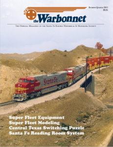 Warbonnet, Volume 18, No. 4, 4th Quarter, 2012