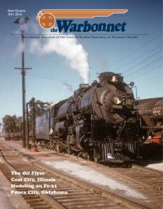Warbonnet, Volume 20, No. 1, 1st Quarter, 2014