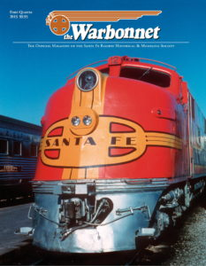 Warbonnet, Volume 21, No. 1, 1st Quarter, 2015