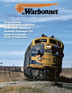 Warbonnet, Volume 21 No. 2, 2nd Quarter, 2015