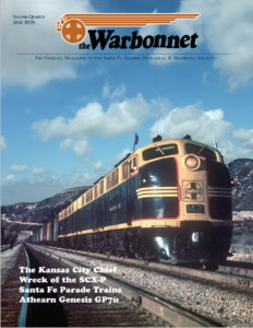 Warbonnet, Volume 21 No. 2, 2nd Quarter, 2016