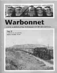 Warbonnet, Volume 1, No. 1, 1st Quarter, 1995