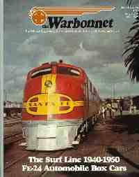 Warbonnet, Volume 2, No. 2, 2nd Quarter, 1996
