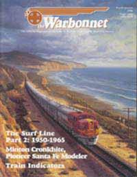 Warbonnet, Volume 2, No. 4, 4th Quarter, 1996