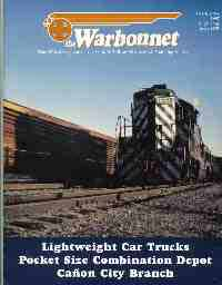 Warbonnet, Volume 3, No. 1, 1st Quarter, 1997