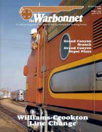 Warbonnet, Volume 4, No. 2, 2nd Quarter, 1998
