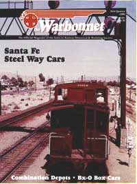 Warbonnet, Volume 5, No. 1, 1st Quarter, 1999