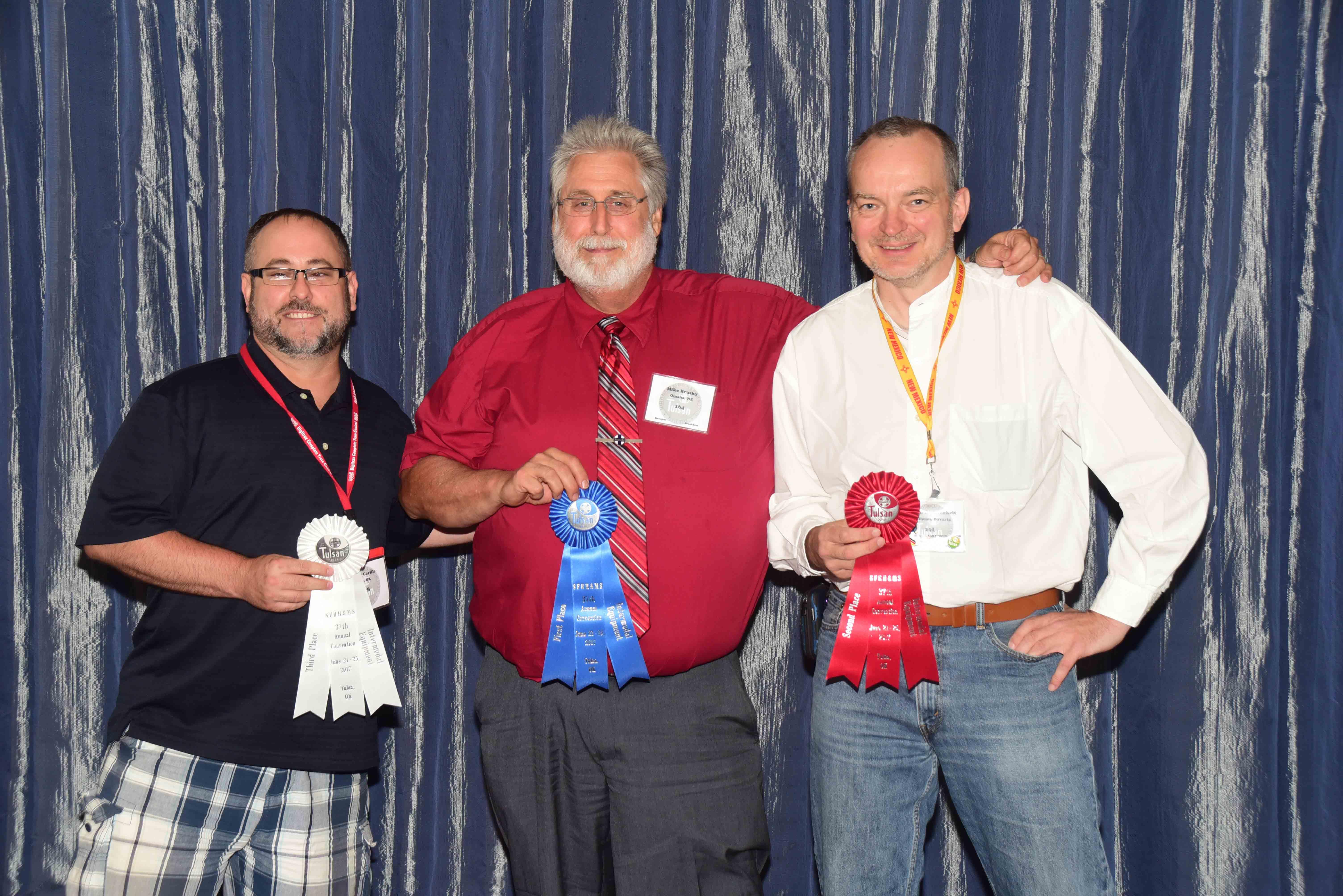 Photo of 2017 ATSF Intermodal Category winners