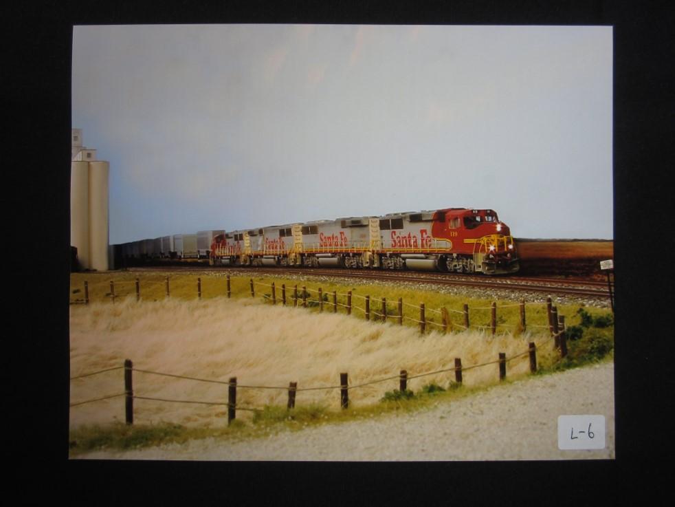 Photo of 1st Place Model Photo of Super Fleet units