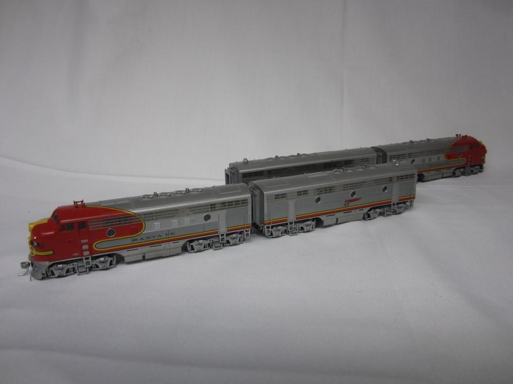 ATSF F3 #31LABC (model)