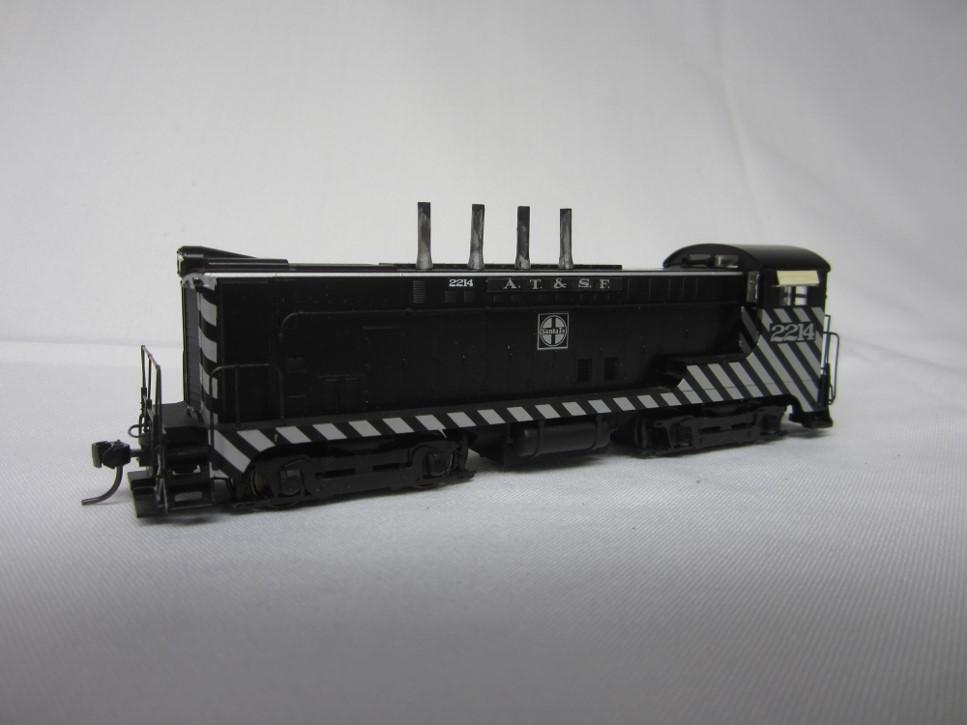 ATSF VO 1000 #2214 (model)
