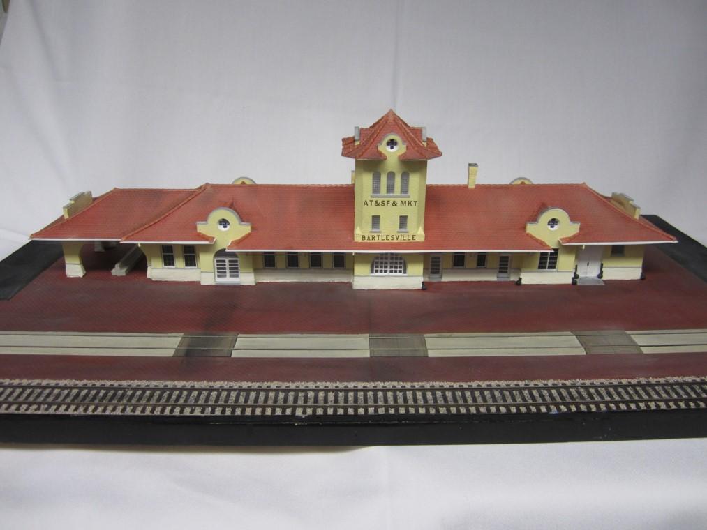 Bartlesville, OK depot model
