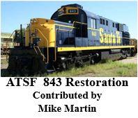 Santa Fe 843 Restoration