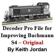 Decoder Pro File for Improving Bachmann S-4 - Original