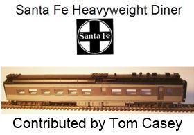 Santa Fe Heavyweight Diner