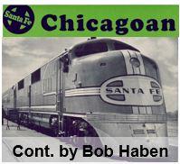 Advertising Brochure - Chicagoan (Bob Haben)