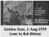 Advertising Brochure - Golden Gate, Auguat 1939 (Bob Haben)