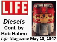Diesels from Life Magazine - May 1947