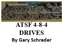 Santa Fe 4-8-4 Drives