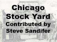 Chicago Stockyard Brochure