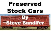 Preserved Stock Cars