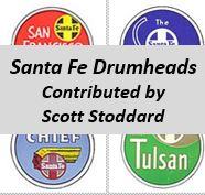 Santa Fe Drumheads