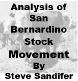 Analysis of San Bernardino Stock Movement