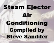 Steam Ejector Air Conditioning