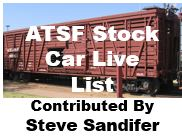 Santa Fe Stock Car Live List