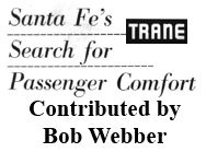 Santa Fe's Search for Passenger Comfort - Trane Air Conditioning